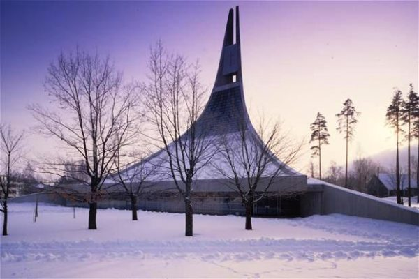 Церковь Лауритсала