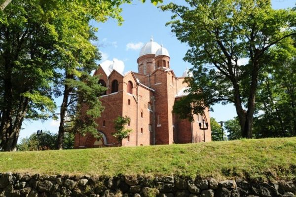 Церковь Лапеенранты