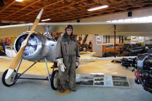 Музей авиации Карелии
