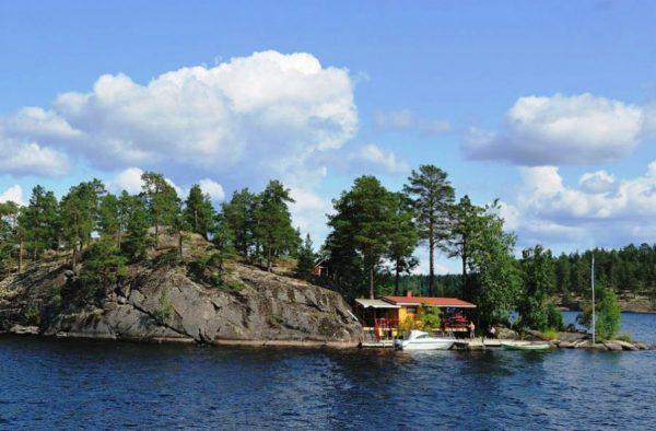 Одной из достопримечательности Лаппеенранты является то, что это город находящейся на берегу красивейшего Саймского озера