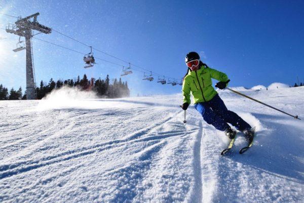 Лыжная база Хухтиниеми