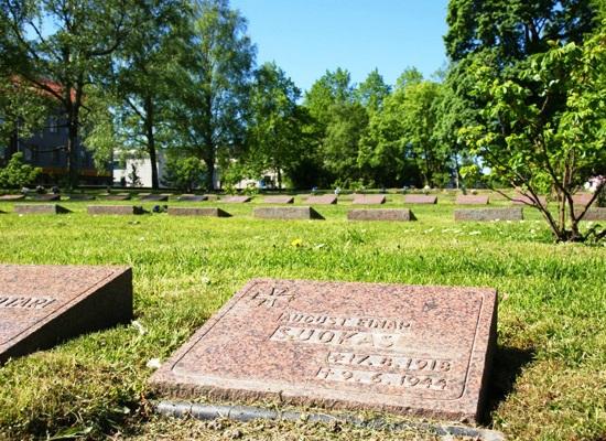 Кладбище Санкарихаутаусмаа