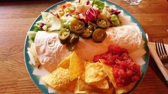 Кухня ресторана Iguana