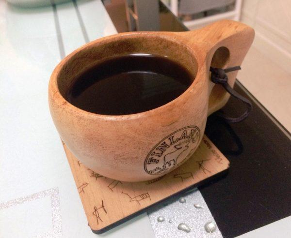 Кукса – это деревянная кофейная кружка, из особо ценных пород древесины, призванная подчеркнуть благородный вкус кофе