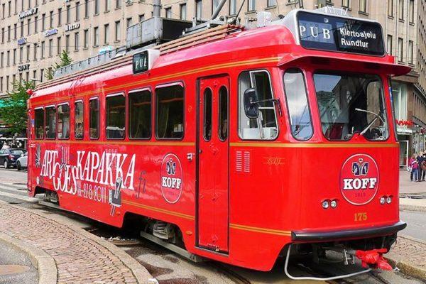 Трамвай SparaKOFF