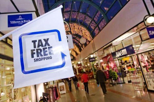 Tax free в магазинах Лаппеенранте