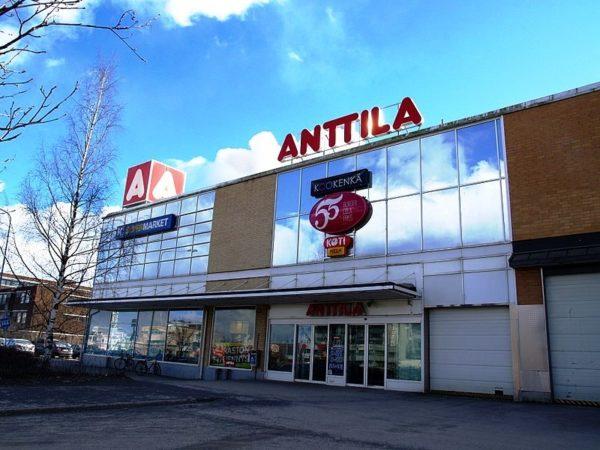 Универмаг Anttila