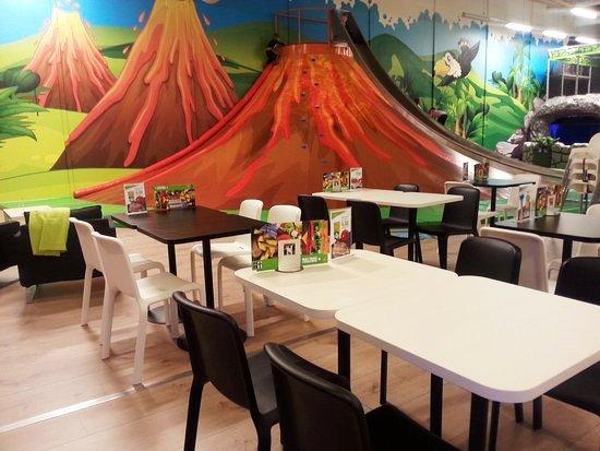 Детский развлекательный центр HopLop