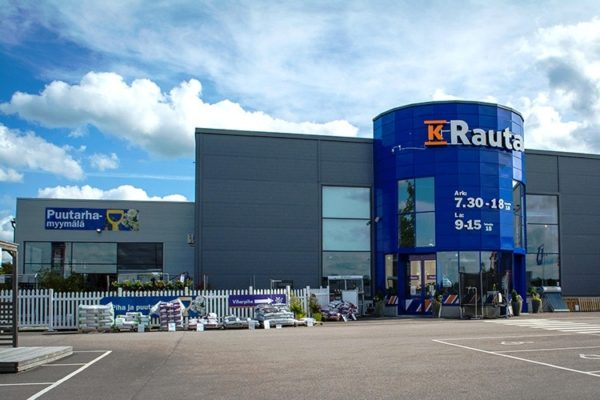 Строительный гипермаркет K-rauta
