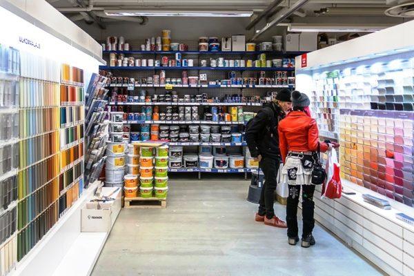 Самый требовательный и капризный покупатель найдет в магазине K-Rauta нужный товар