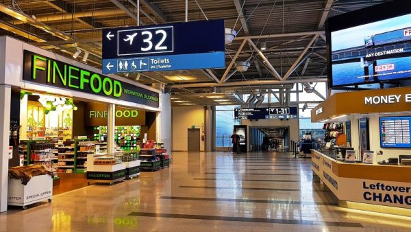 Магазины аэропорта Вантаа