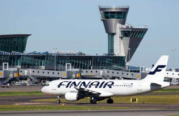 Международный аэропорт Хельсинки-Вантаа