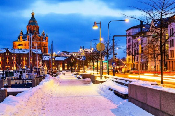 Рованиеми Финляндия