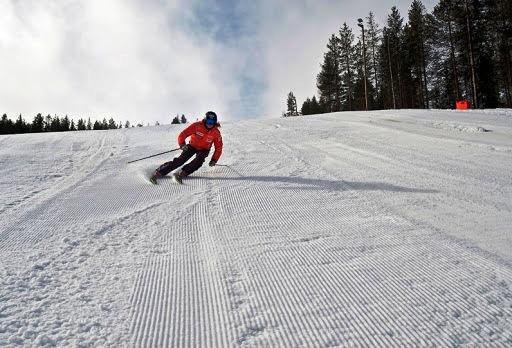 Рованиеми, как и все лапландские города, прекрасно подходит для занятий зимними видами спорта