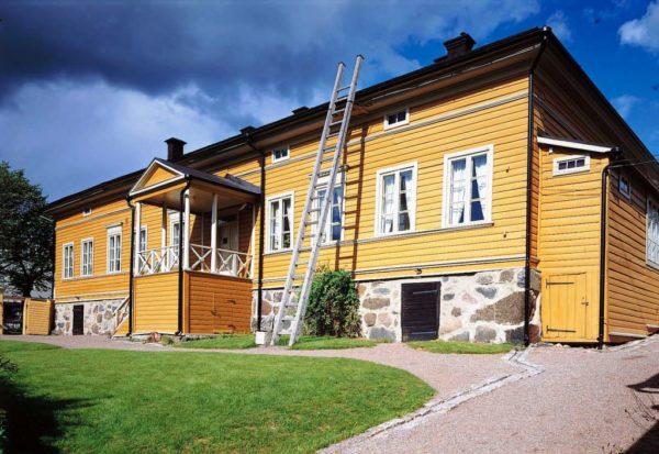 Дом-музей Йохана Людвига Рунеберга