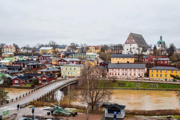 Порвоо – пожалуй, самый старый город Финляндии