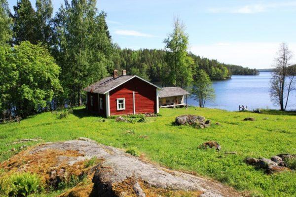 Национальный парк Linnansaari