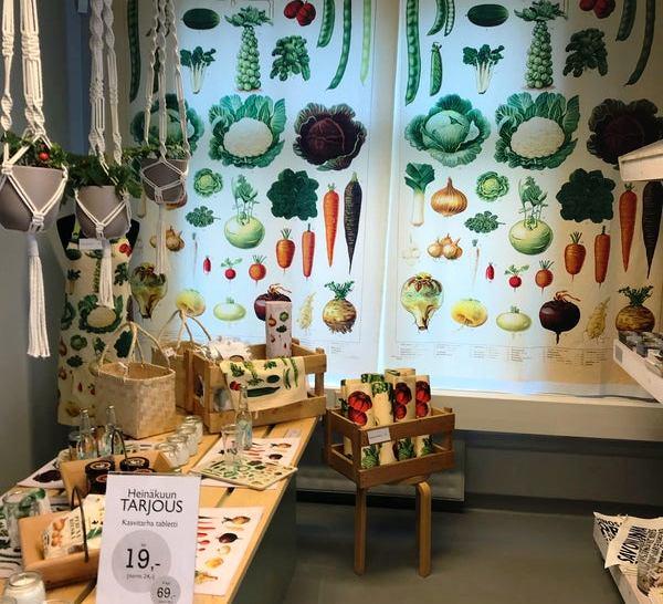 В Taito Shop можно найти оригинальные изделия, которые станут удобным предметом для дома, или милым подарком