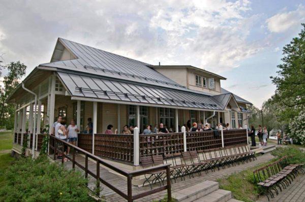 Пивоварня-ресторан Huvila