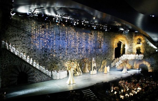 Оперный фестиваль Савонлинна