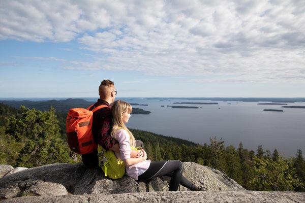Отпуск в Финляндии