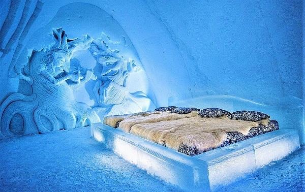 Номер в ледяной гостинице